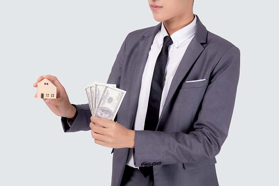 licensed moneylender offering secured loan for house