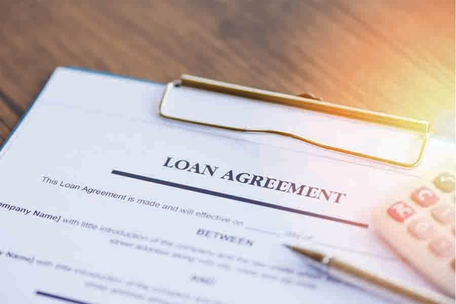 Getting a loan agreement from licensed moneylender in Singapore