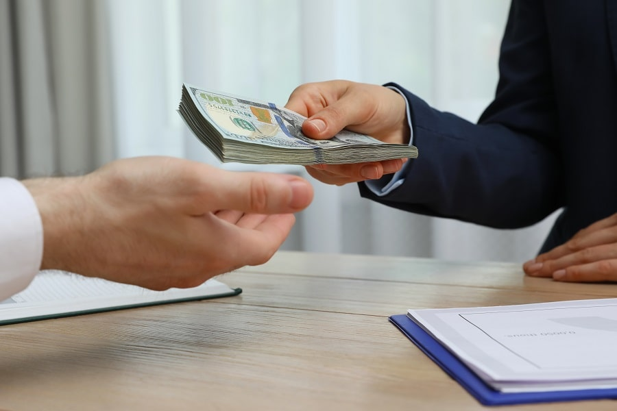 a legal money lender transaction